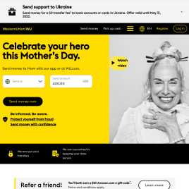 westernunion.co.uk preview