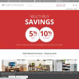 wooden-furniture-store.co.uk preview