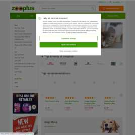 zooplus.co.uk preview