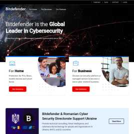 bitdefender.co.uk preview