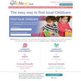 childcare.co.uk preview