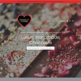 chocolatlovers.co.uk preview