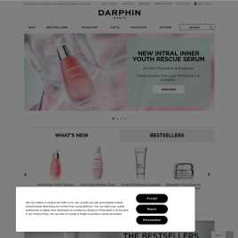 darphin.co.uk preview