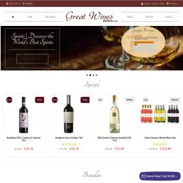 greatwinesdirect.co.uk preview