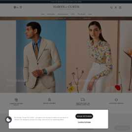 hawesandcurtis.co.uk preview