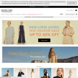 peopletree.co.uk preview