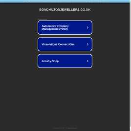 bondhiltonjewellers.co.uk preview