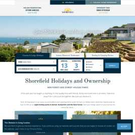 shorefield.co.uk preview