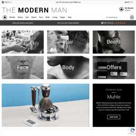 themodernman.co.uk preview