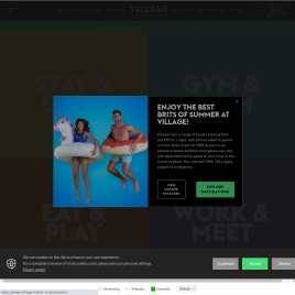 village-hotels.co.uk preview
