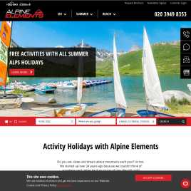 alpineelements.co.uk preview