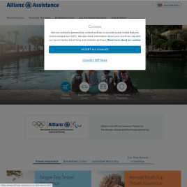 allianz-assistance.co.uk preview