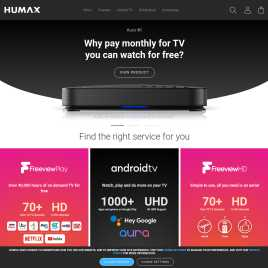 humaxdirect.co.uk preview