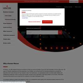 hiscox.co.uk preview