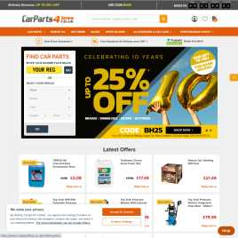 carparts4less.co.uk preview