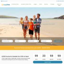 breakfreeholidays.co.uk preview