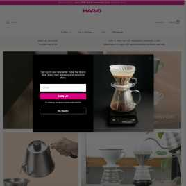 hario.co.uk preview