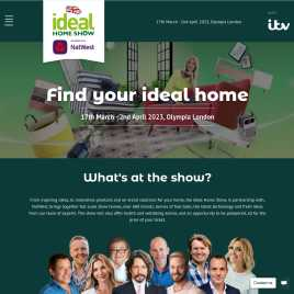 idealhomeshow.co.uk preview