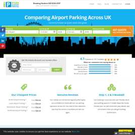 iparkairportparking.co.uk preview