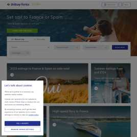 brittany-ferries.co.uk preview