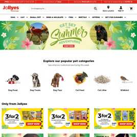 jollyes.co.uk preview