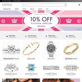 chapelle.co.uk preview