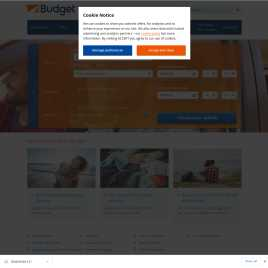 budget.co.uk preview