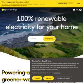 goodenergy.co.uk preview