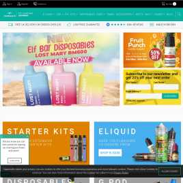 vapemate.co.uk preview