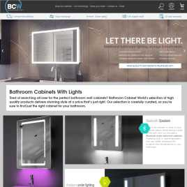 bathroom-cabinet-world.co.uk preview