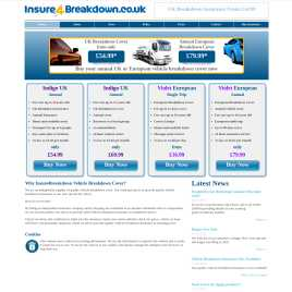 insure4breakdown.co.uk preview