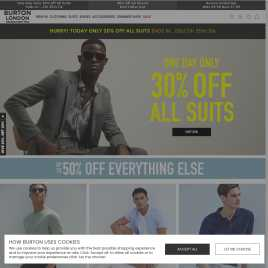 burton.co.uk preview