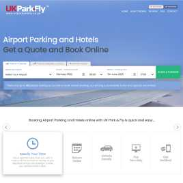 ukparkandfly.co.uk preview