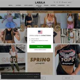 lasula.co.uk preview