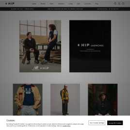 thehipstore.co.uk preview