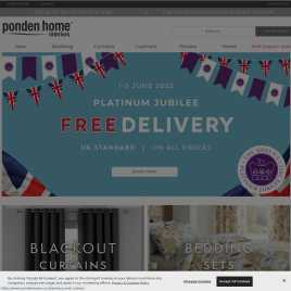 pondenhome.co.uk preview