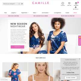 camille.co.uk preview
