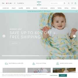 adenandanais.co.uk preview
