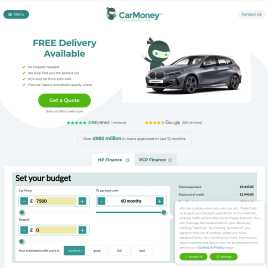 carmoney.co.uk preview