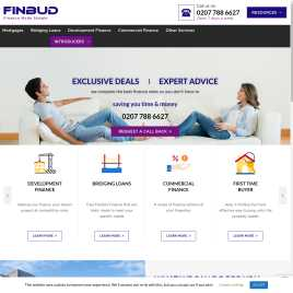 finbud.co.uk preview