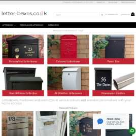 letter-boxes.co.uk preview