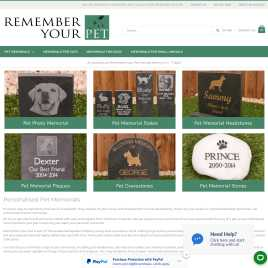 rememberyourpet.co.uk preview