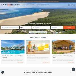 canvasholidays.co.uk preview
