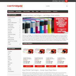 cartridgex.co.uk preview