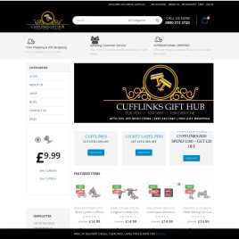 cufflinksgifthub.co.uk preview