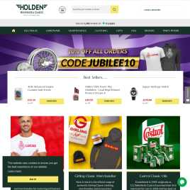 holden.co.uk preview