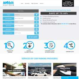 mobitairportparking.co.uk preview
