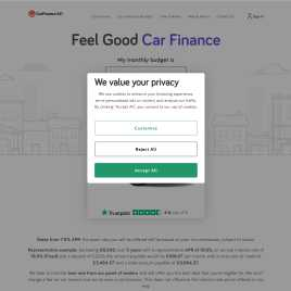 carfinance247.co.uk preview