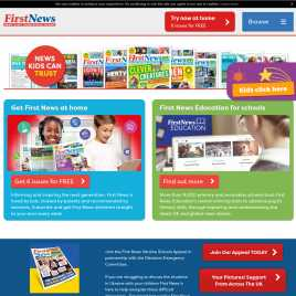 firstnews.co.uk preview