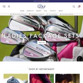 ladiesgolf.co.uk preview
